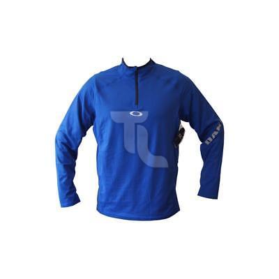 Oakley Schenk Zip Funktionsshirt NEU 432680 Laufshirt Herren Triathlonladen