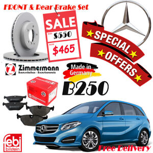 Special Offer for limited time only Mercedes Benz B250  Brake