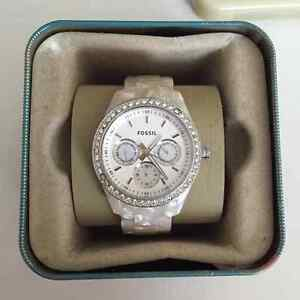 Beautiful fossil watch! Excellent condition Gatineau Ottawa / Gatineau Area image 1