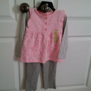 Carter's outfit – brand new, size 4