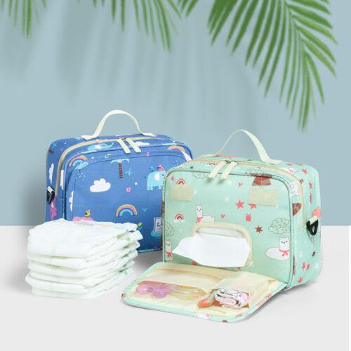 Waterproof Diaper Bag Reusable Washable Baby organizer Tote