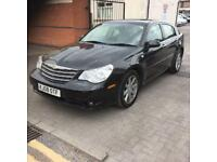 Chrysler Sebring 2.0 Limited 2008. Cheapest in Uk.