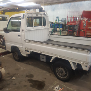 1996  SUBARU SAMBAR MINI TRUCK NOT SAFETIED 34KMS