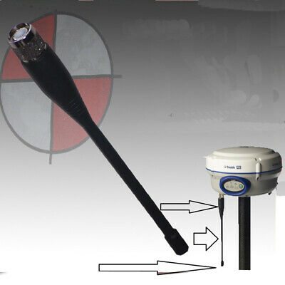 New 450-470mhz 6 Inch Whip Antenna For Trimble R6 R8 High Frequency Gps Survey