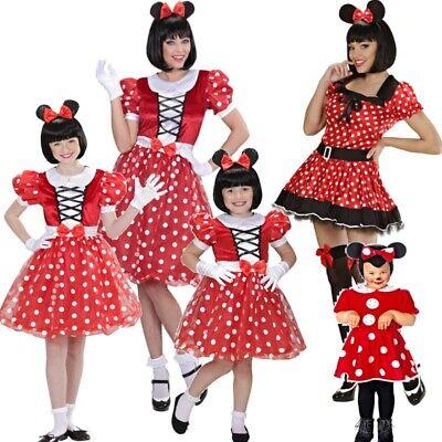 MINNIE MAUS Micky Mickey  Minni  Mouse - Mickey Mouse Kostüme
