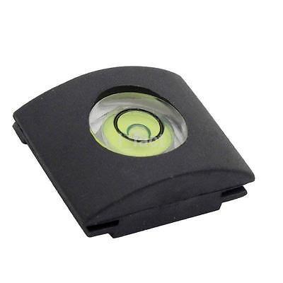 Hot Shoe Protector Cap Camera Cover Flash Bubble Spirit Level For DSLR Nikon CA