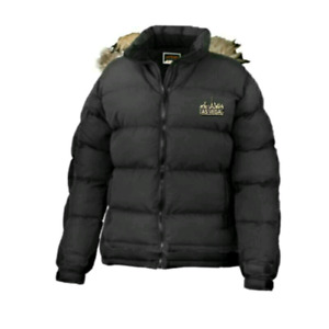 NEW GOOSE DOWN PUFFY COAT
