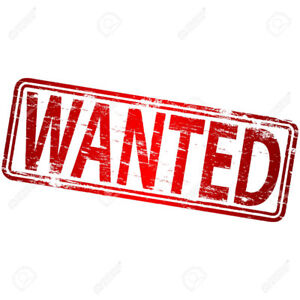 Wanted 3 1/2 ou 4 1/2 1st of July or sooner