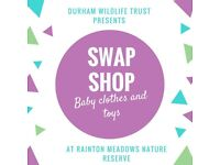 Swap Shop - Baby Clothes and Toys (Rainton Meadows Nature Reserve)