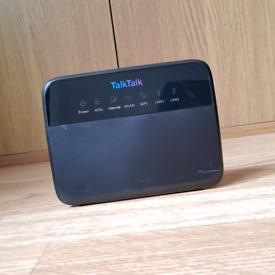 TalkTalk Huawei HG523a Broadband Wireless ADSL2+ Router