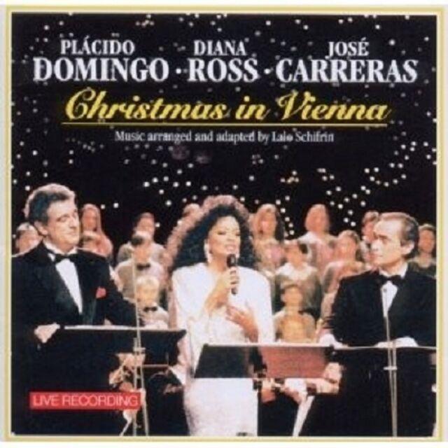CHRISTMAS IN VIENNA  VOL 1 (CD) PLACIDO DOMINGO NEU