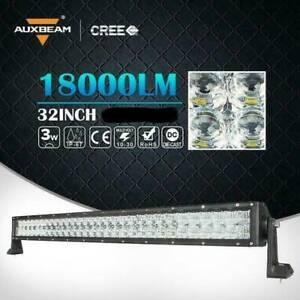 AUXBEAM 32 INCH LIGHT BAR - $85
