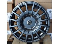 """18"""" Transit MSPT alloy Wheels and Tyres suitable for Ford Transit vans"""