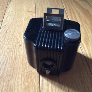 Vintage Kodak Baby Brownie
