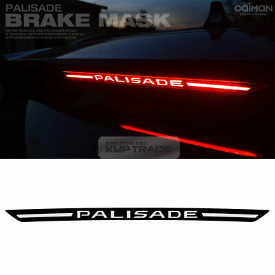 Auxiliary Brake Light Mask Plate Molding Cover For HYUNDAI 2019-2020 Palisade
