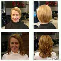 Christmas Makeover Special! Go from short to long today!