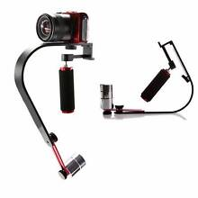 As New Camera Stabiliser DSLR action cam GoPro video Sony ca...