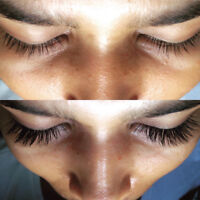 PROMO SALE: $45/$50 UNLIMITED Mink Classic Eyelash Extensions