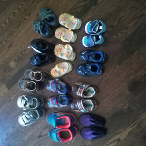 Baby/Boy shoes from 6m to size7