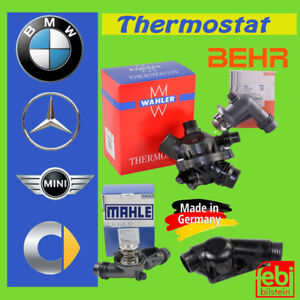 THERMOSTAT FOR BMW- MERCEDES BENZ -MINI - SMART ANY Year