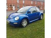 Volkswagen Beetle 1.6 2002 PX Swap Anything considered