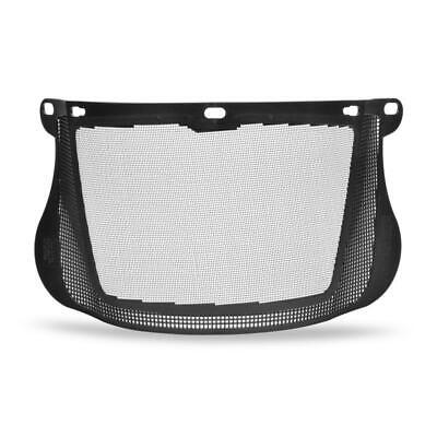 Elvex Steel Mesh Screen Faceshield Sv-75 - Black
