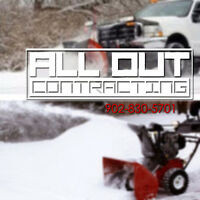Snow Removal - Halifax / Bedford / Sackville