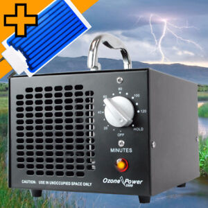 New-Commercial-OZONE-GENERATOR-Industrial  for Odor Removal and