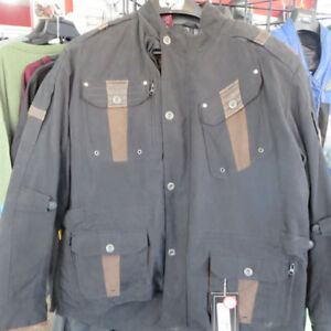 Joe Rocket Laurentian Motorcycle Jacket Brand New - Re-Gear Osh