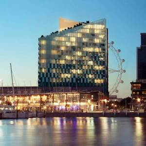Docklands Sub Penthouse Apartment for lease - Opportunity Docklands Melbourne City Preview