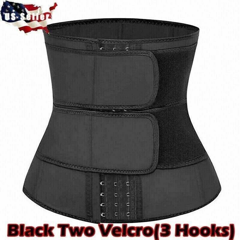 1PCS Women Slimming Belt Body Shaper Invisible Control Waist Shapewear Girdle US