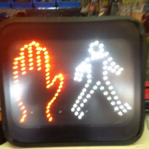 "Digital LED ""WALK - DON'T WALK"" Sign Strathcona County Edmonton Area image 2"