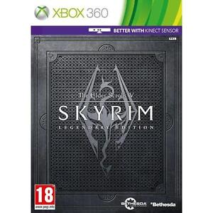 The-Elder-Scrolls-V-Skyrim-Legendary-Edition-Xbox-360-Good-Xbox-360-Xbox-36