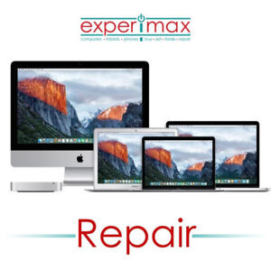 MacBook and iMac Repairs!