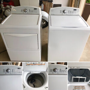 Washer/Dryer Set — great condition!