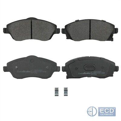EBC Yellowstuff Sportbremsbeläge Vorderachse DP41520R für Opel Astra H