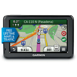 "Garmin nuvi 2455LMT 4.3"" GPS with Free Lifetime Maps & Traffic."