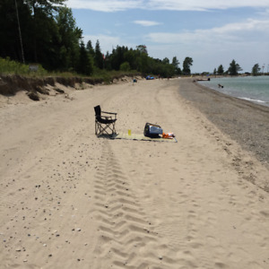 Economical 5 Star Lake Huron Holiday in Beautiful Point Clark!