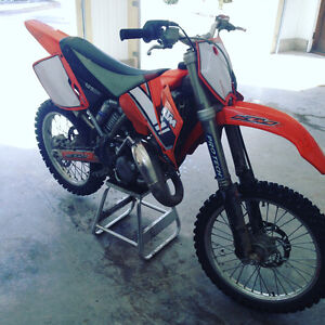 Ktm 125sx mint condition sell or trade