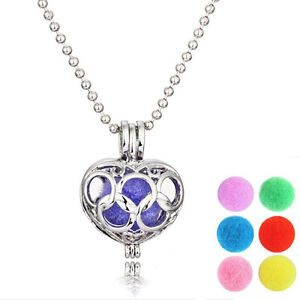 Locket Fragrance Essential Oil Aromatherapy Diffuser Necklace Kitchener / Waterloo Kitchener Area image 1