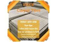 BIG GIVEAWAY! FREE CARPET TILES. MAINLY GREY COLOURS.