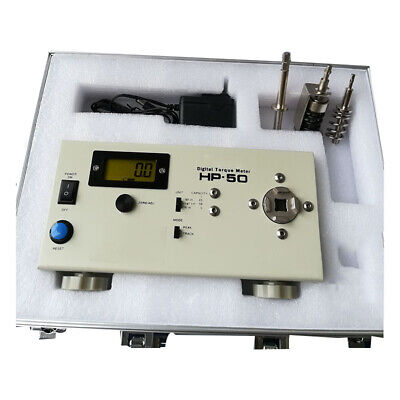 Hp-50 Digital Torque Tester Torque Tester 110v With Automatic Alarm Function New