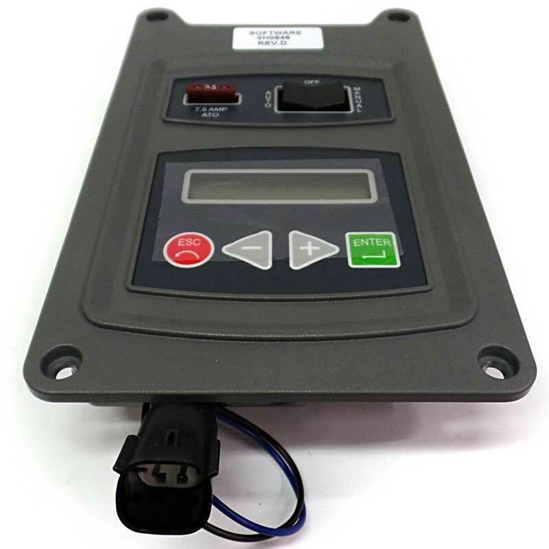 Oem Generac 0H06430srv Control Panel Assembly 0H06430SRV