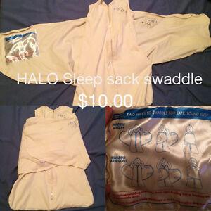 Brand name sleep sacks and swaddle blankets