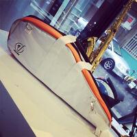 Vibrato A1S Series 3 Polycarbonate ABS Alto Saxophone Bag