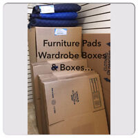 Moving supplies available