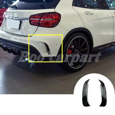 Für Benz GLA X156 GLA45 AMG Stoßstange Heckspoiler Lufteinlässe Rahmen 2013-2018