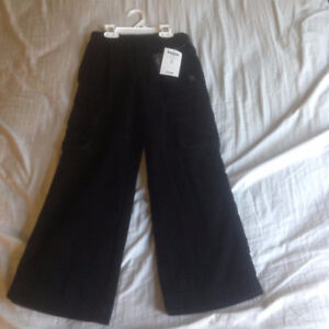 Woodland Corduroy cargo pants new with tags size 7