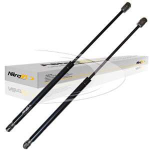 2 Rear Hatch Liftgate Tailgate Lift Supports Ford Focus 2000-07