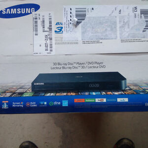 3D Blu ray player - Trade for an android box or $50